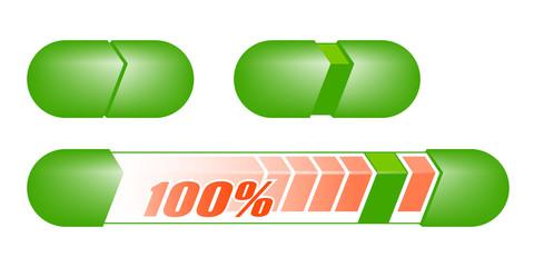 full bio energie button