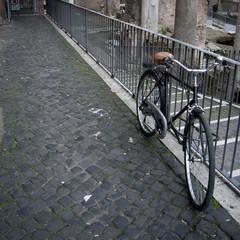 bicicletta urbana