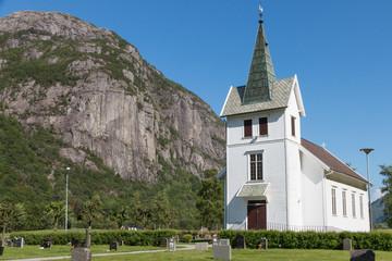 Dirdal Kirkja