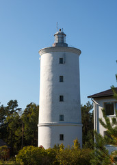 Ovisu lighthouse