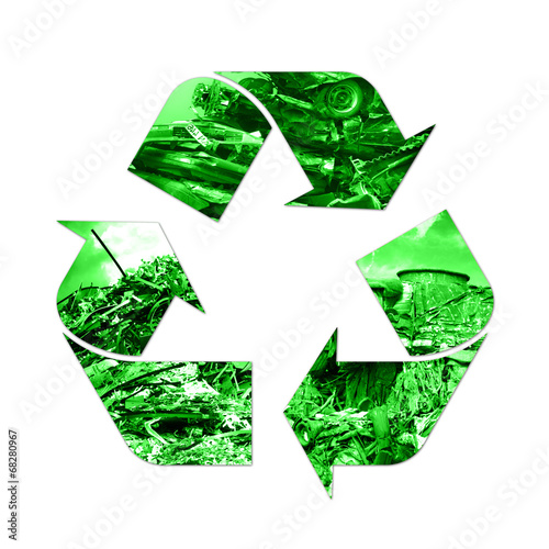 Metall Recycling - 68280967