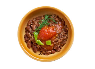 Ful medames - Egyptian,Sudanese dish