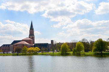 Grünanlagen in Kiel