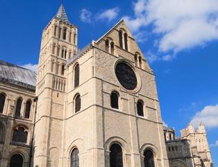 Canterbury Cathedral, landmark in Kent, England