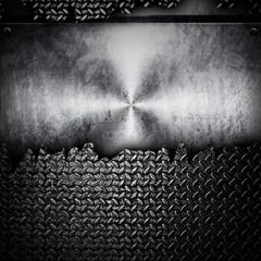 cracked diamond plate