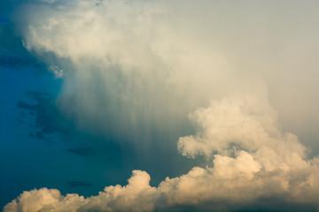 Dramatic sky - weather forecast background