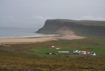 panorama islandese