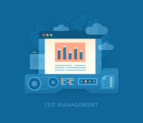 Seo Management and Developing Strategy