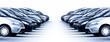 Leinwanddruck Bild - Fahrzeuge Autobanner