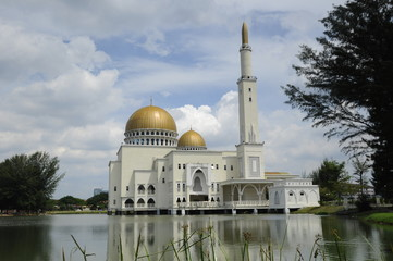 As Salam Mosque in Selangor