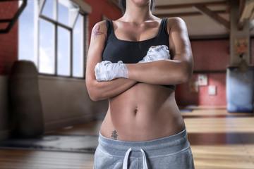 Boxe Girl Gym