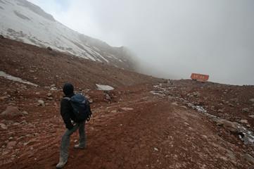 Refuge du Chimborazo