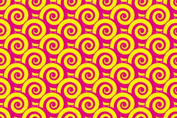 背景素材壁紙(渦, 渦巻き, 渦巻き模様, 螺旋, 螺旋模様, スパイラル, )