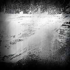 metal background with splash pattern
