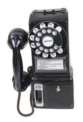 Public Pay Telephone
