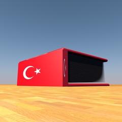 Turkish book