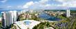 Leinwanddruck Bild - Destin Florida Emerald coast