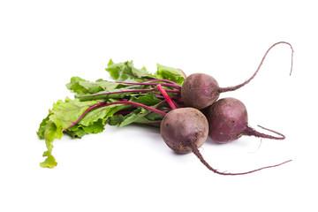 Fresh ripe beet