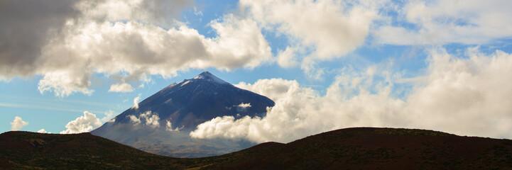 Vulkan Teide auf Teneriffa