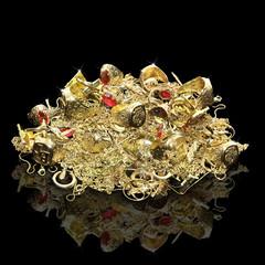 Schöner Goldschmuck