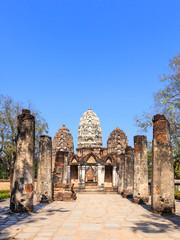 Wat Si Sawai , Shukhothai Historical Park, Thailand