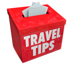 Travel Tips Suggestion Box Feedback Reviews Advice Information