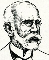 Robert Koch, German physician and microbiologist