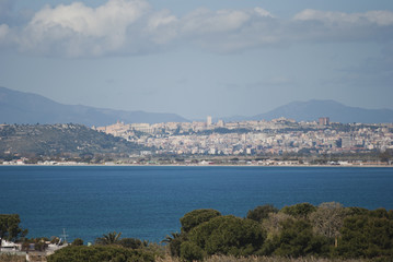 Sardinia - Views of Cagliari