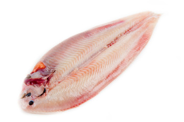 sole fish ready to cook