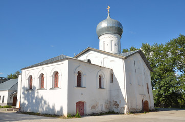 Великий Новгород, церковь Николы белого, 1312-1313 гг
