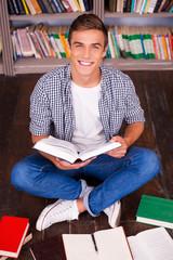 I love studying!