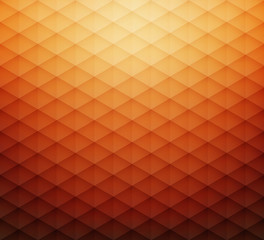 Colorful mosaic background. With rhombus pattern elements