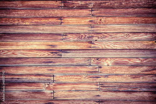 canvas print picture brown old wooden background