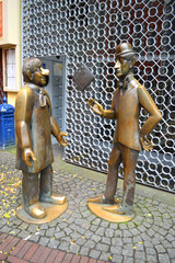 statue di bronzo colonia