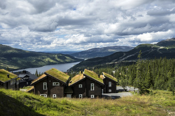 Landscape of Sweden