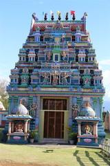 Temple du colosse - Ile de la réunion