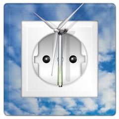Ökostrom durch Windkraft