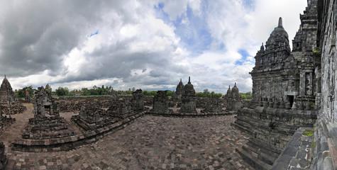 Prambanan temple, Indonesia