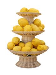 Lemons tray