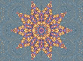 Mandala para relajación
