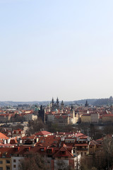 St. Vitus Cathedral view