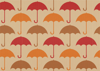 umbrella seamless background