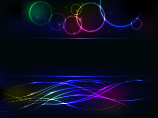 Abstract Plasma Background  with space for your text