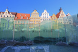 Wrocław-fountain-the old town