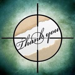 Thank you target