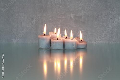 fototapeta na ścianę Kerzenlicht