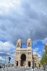 Cathédrale sainte marie majeure, Marseille