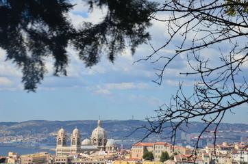 Jardin de la colline Puget, Marseille