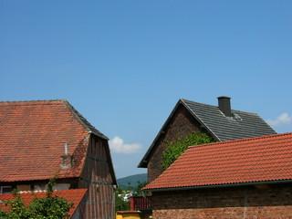 Gehöft mit drei Gebäuden in Wettenberg Krofdorf-Gleiberg