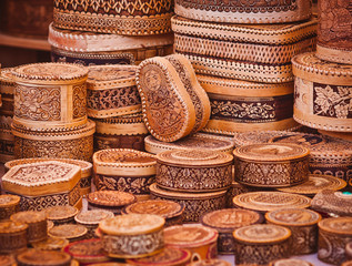 Souvenirs in Moscow